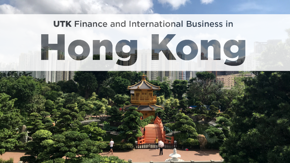 UTK Finance and International Business in Hong Kong