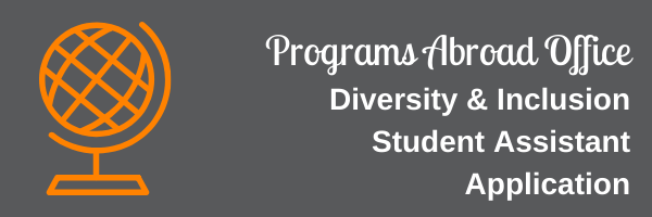Diversity & Inclusion Student Assistant Application - Apply Now