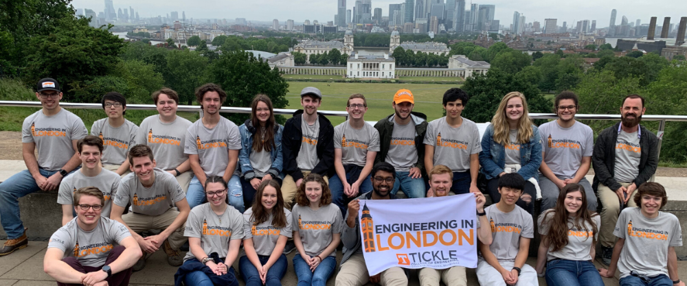 UTK Engineering in London
